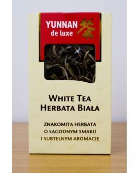 HERBATA LIŚCIASTA WHITE TEA...