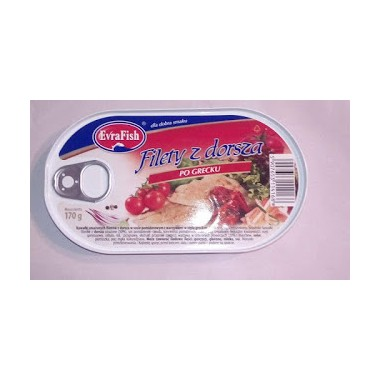 DORSZ FILET PO GRECKU 170G...