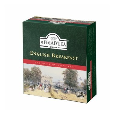 AHMAD.ENGLISH BREAKFAST 100TB