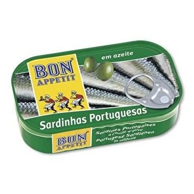SARDYNKI PORTUGALSKIE W...