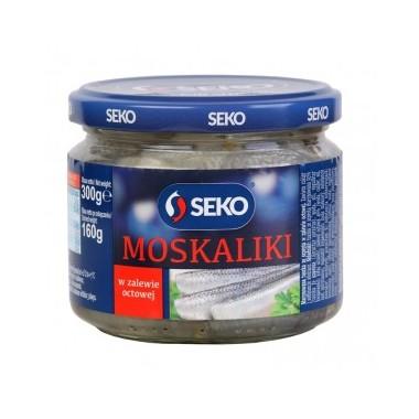 MOSKALIKI 300G SEKO