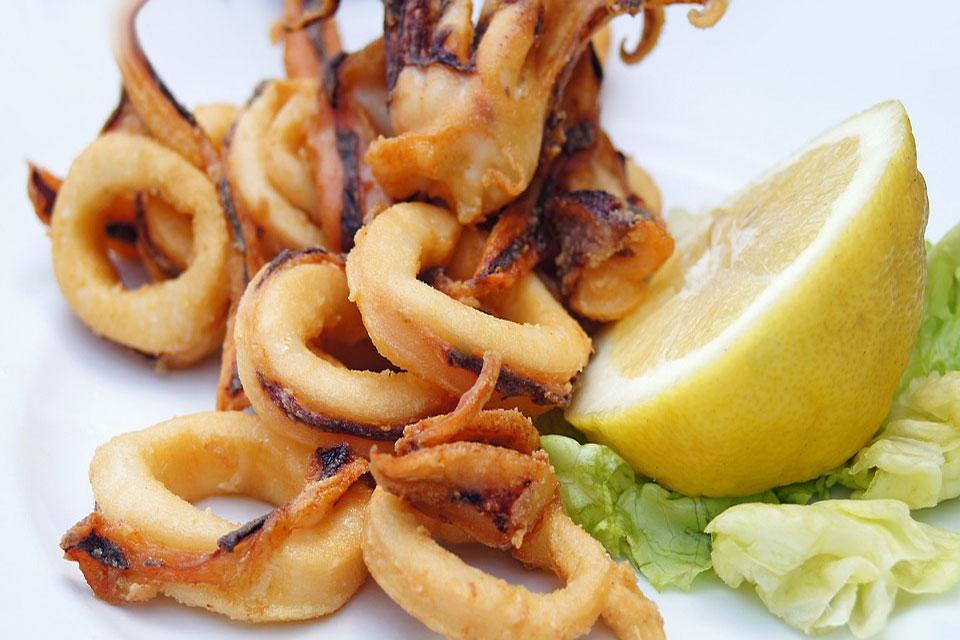 Kalmary - jak jeść i jak przyrządzić