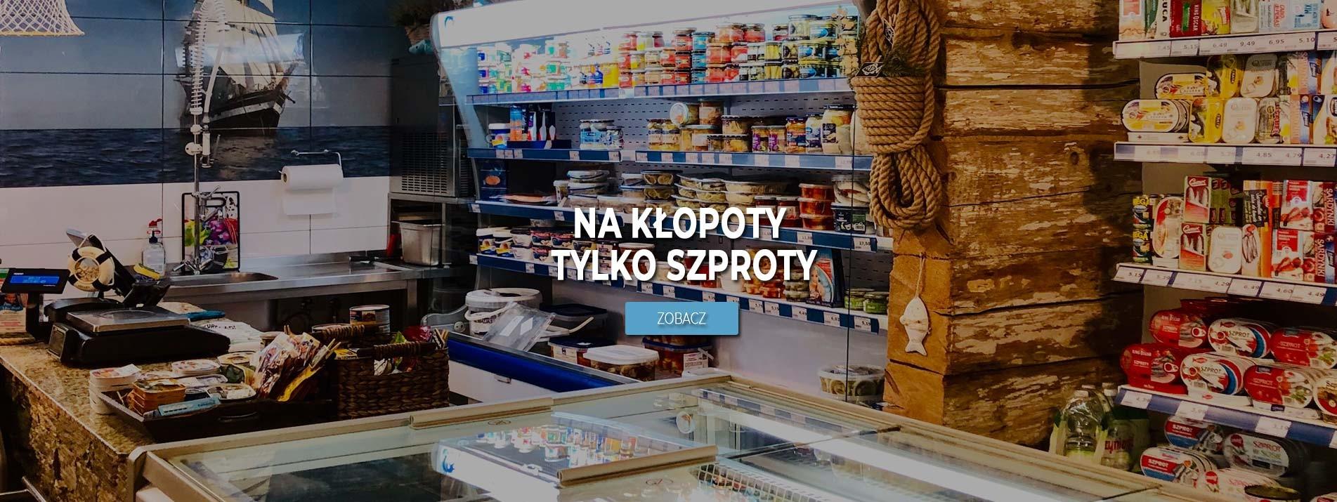 Ryby Krynica- sklep rybny